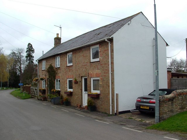 Cottages, Church Street, Grafham