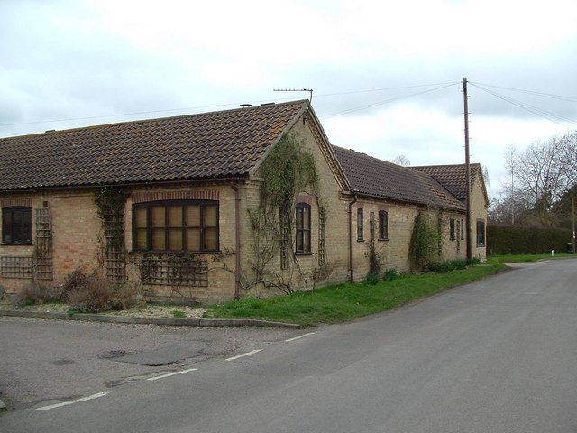Converted Barns, Grafham