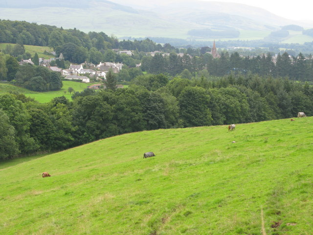 Farmland North of Moffat