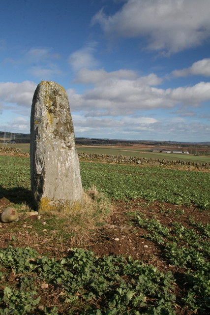 Standing stone, Soutra Hill