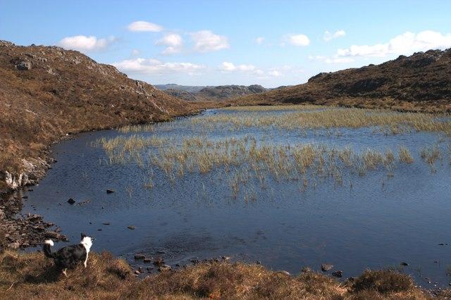 Loch Leacann nam Fuaran