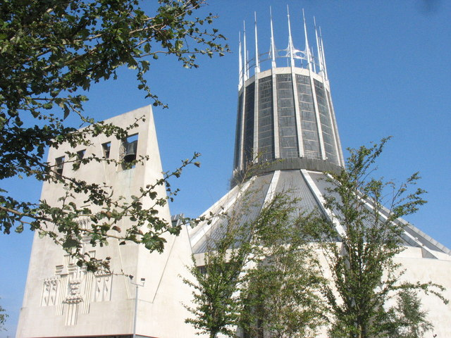 The Metropolitan Cathedral of Christ the King, Liverpool