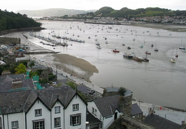 Conwy Estuary and Marina