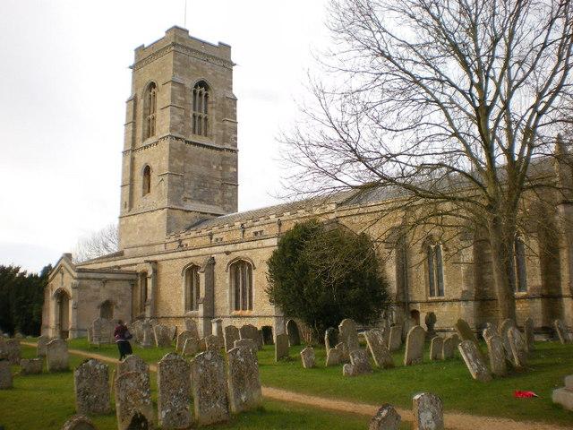 All Saints Church, Elton