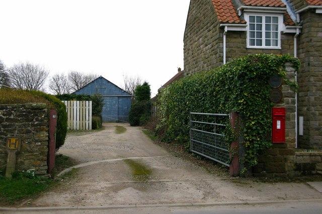 Irton Village