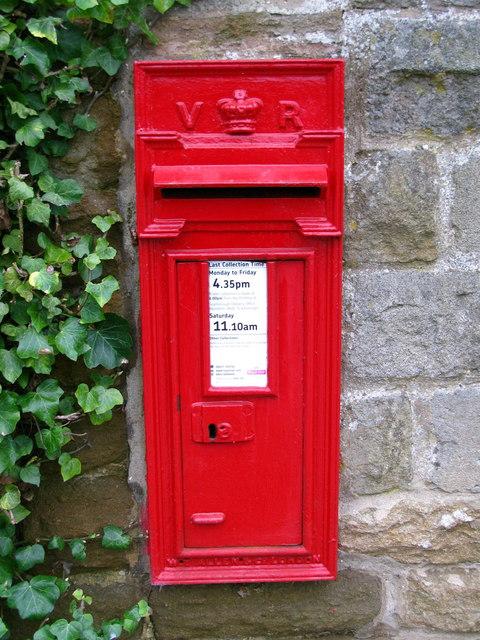 Irton Postbox