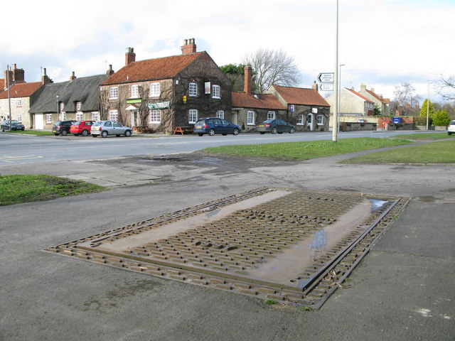Old Malton Weighbridge