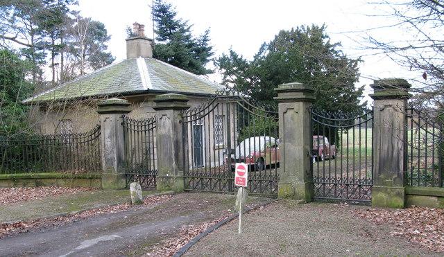 Scampston Park