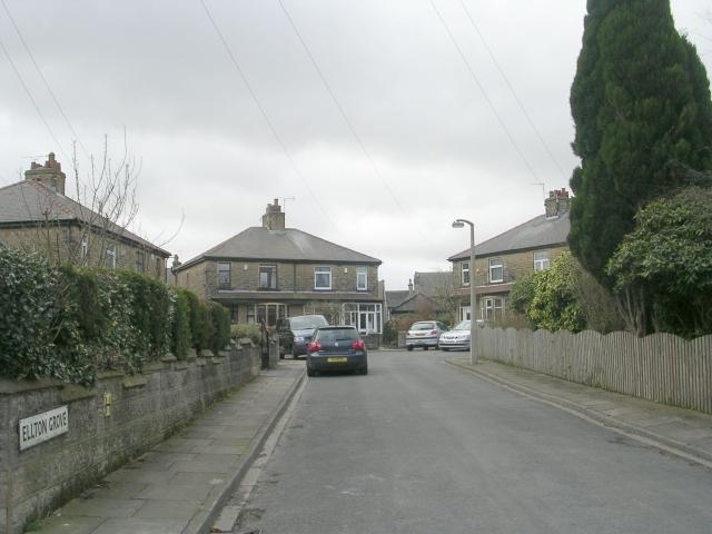 Ellton Grove - Moore Avenue