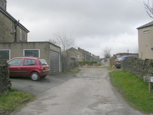 New Laithe Road - Moore Avenue