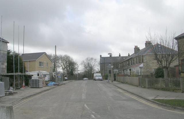 Mount Road - Moore Avenue