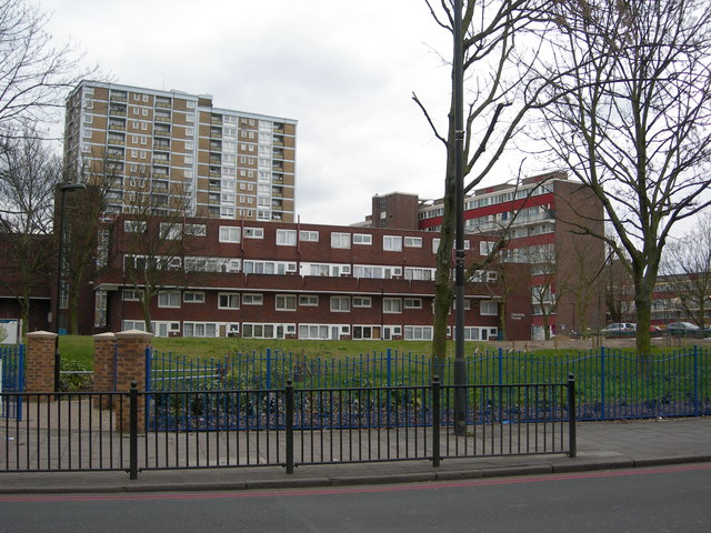 Sir Frederick Messer Estate, South Tottenham