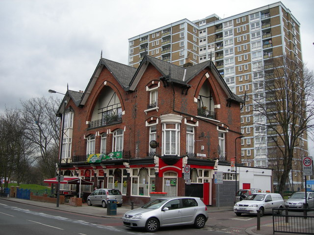 Woodberry Tavern, Seven Sisters Road