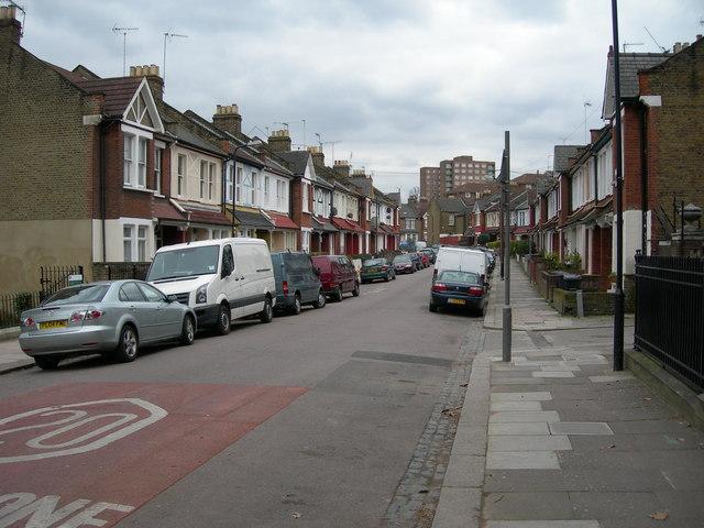 Heysham Road, N15