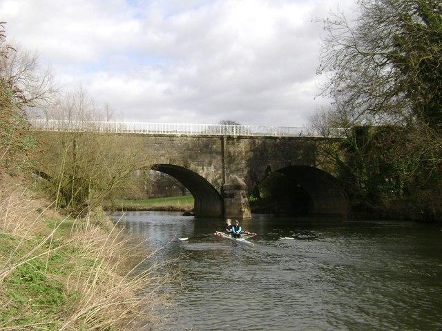 Avon Aqueduct, Warwick