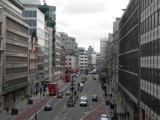 Farringdon Street EC4