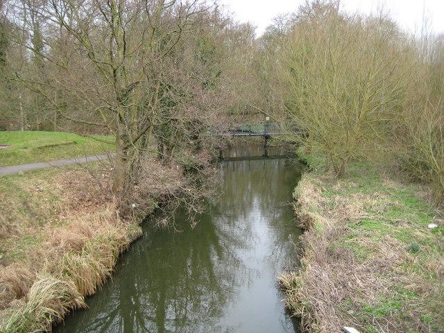 The Cut near Binfield Manor