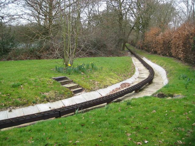 Bracknell: Jock's Lane Miniature Railway