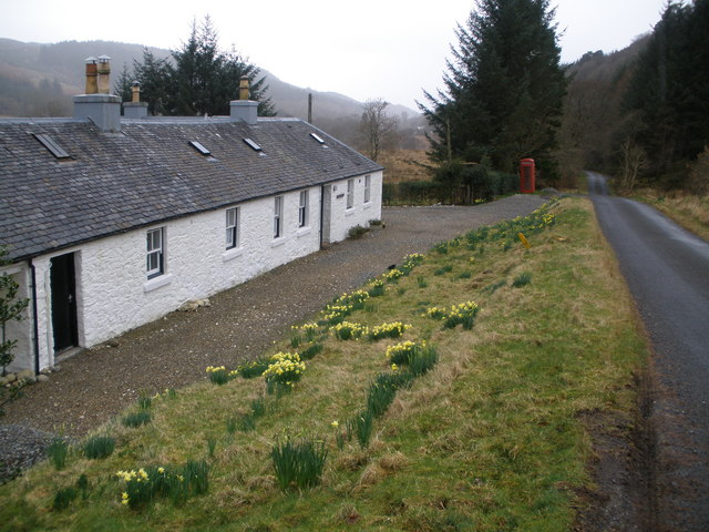 Sunfield cottages