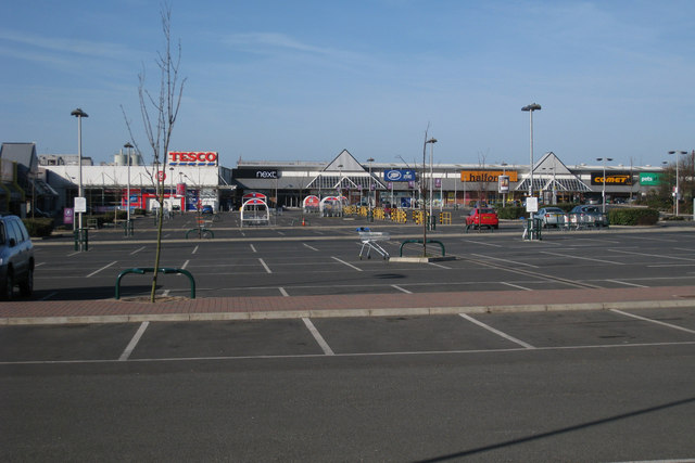 Ravenside Retail Leisure Park, Bexhill-On-Sea, East Sussex
