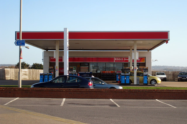Esso Fuel Filling Station