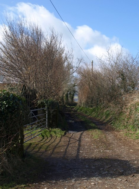 Byway from Five Lanes