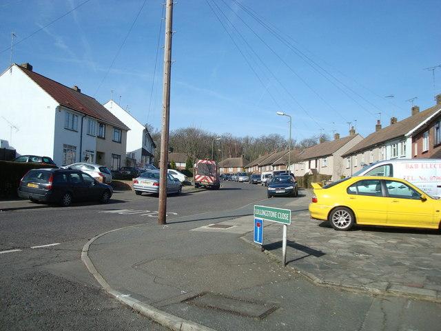 Lullingstone Crescent, St Paul's Cray