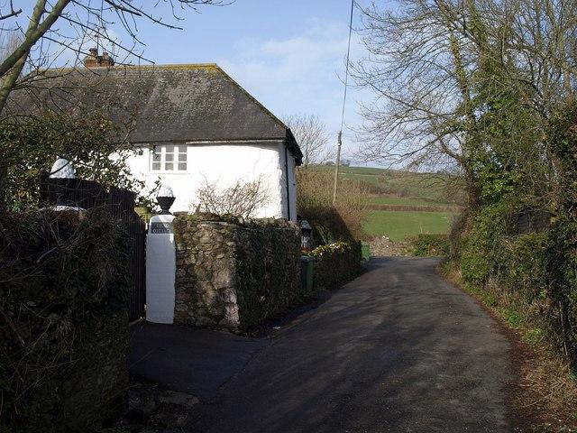 Cottage, Bickington