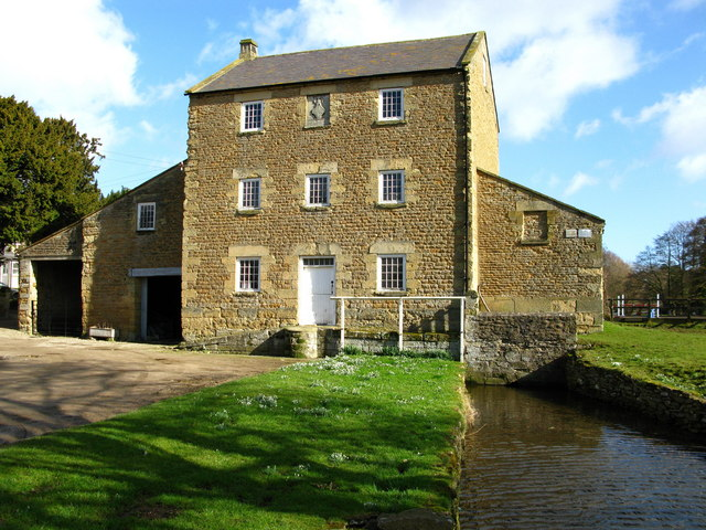 West Ayton Mill
