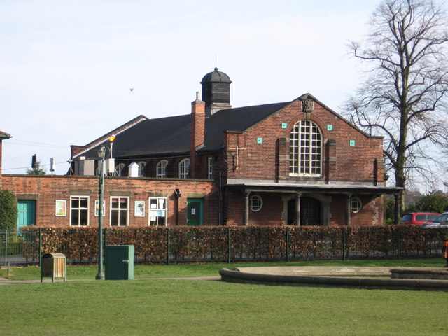 Hasland - Village Hall