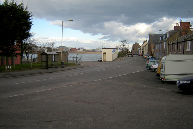 View of Brownlow Place, Ferryden