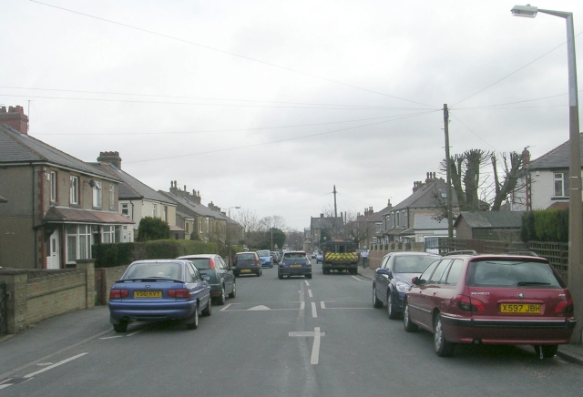 Oakdale Avenue - St Enoch's Road