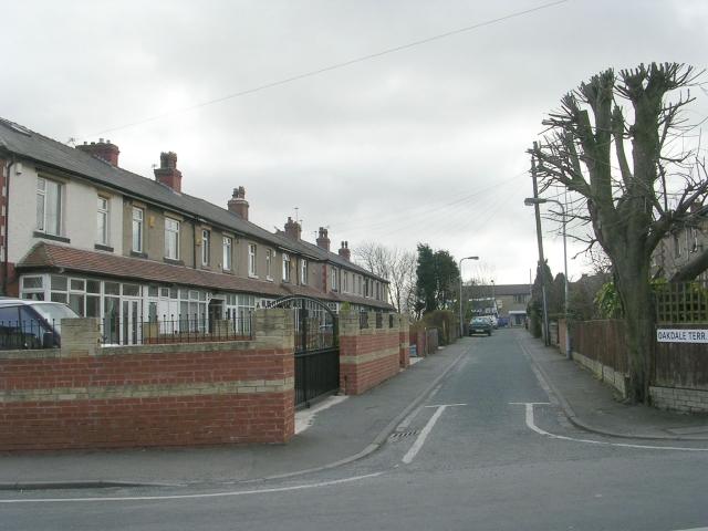 Oakdale Terrace - Oakdale Avenue