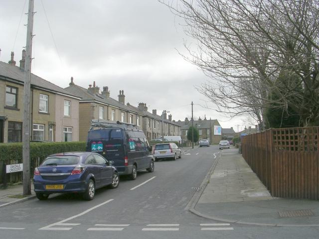 Oakdale Crescent - Oakdale Avenue