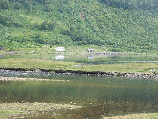 Head of Loch Sunart