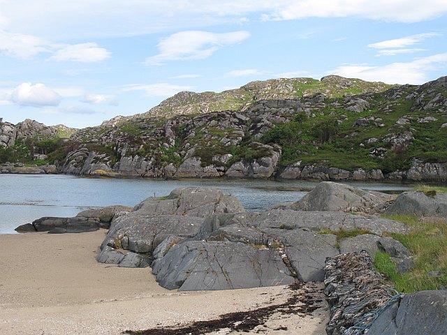 Beach, Ardtoe