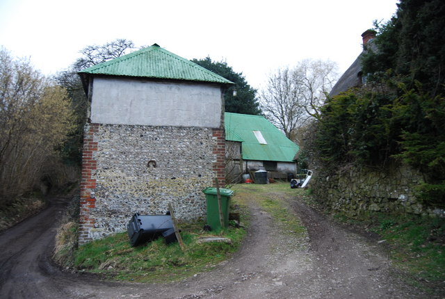 Flint Barn, Standfast Lane