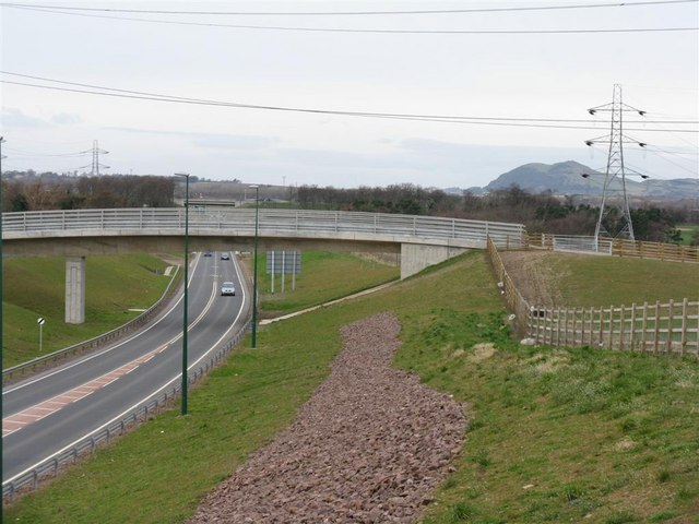 The Dalkeith bypass