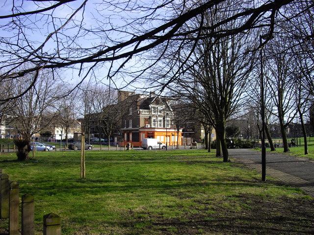 Queen Anne Public House Spring Gardens