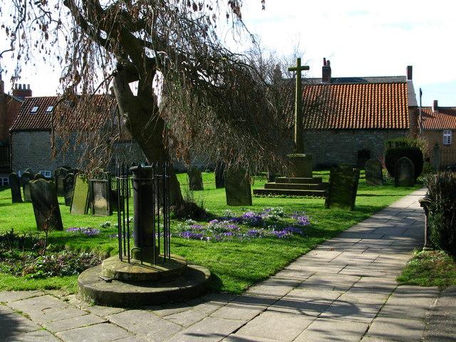 Kirkbymoorside Sundial
