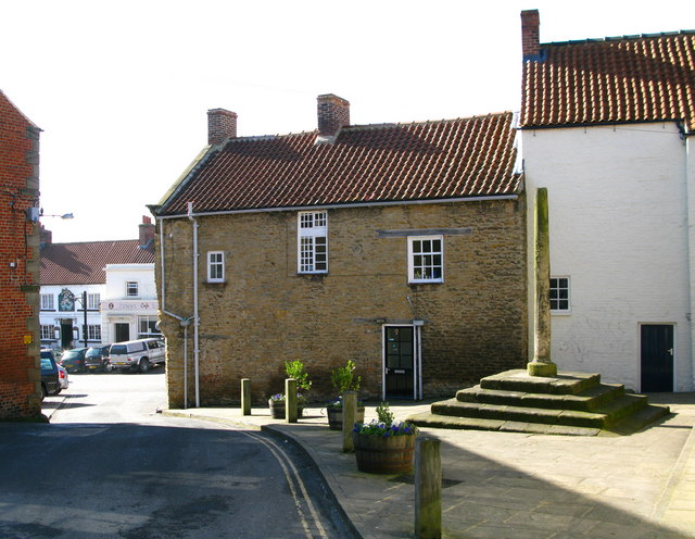 Kirkbymoorside Butter Cross