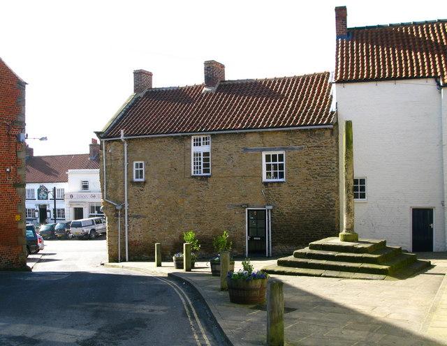 Kirkbymoorside Butter Cross