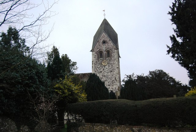 Church Tower, Hawkley