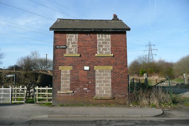 Hollingwood Lock House