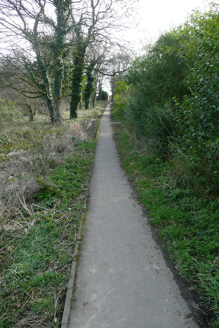 Constitution Hill footpath