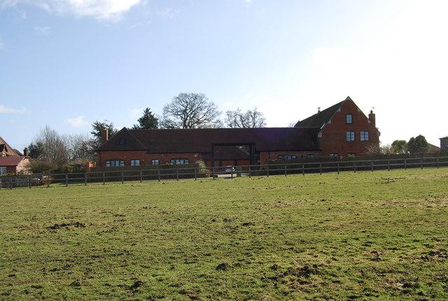 Manor Farm, East Worldham