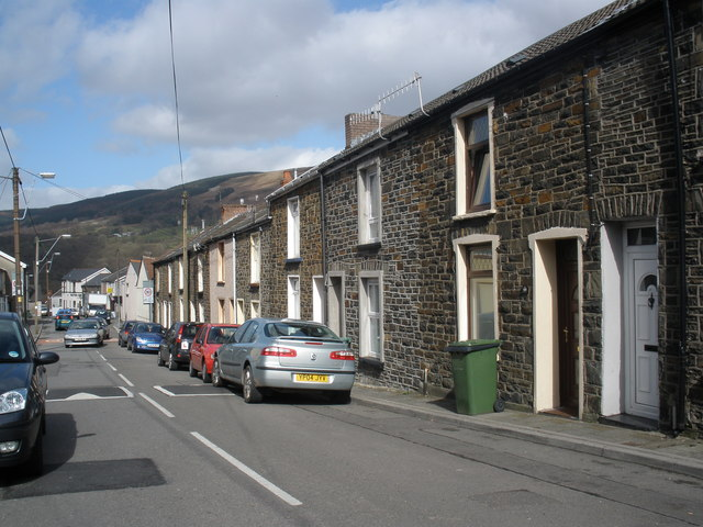 High Street, Mountain Ash
