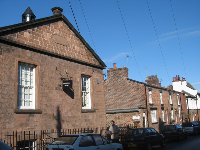 Woolton Library