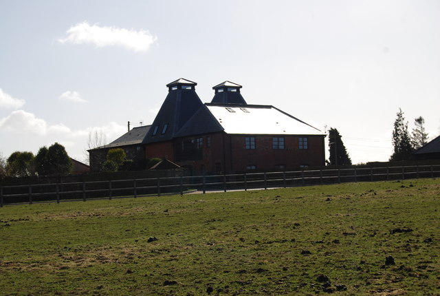 Interesting Architecture, Manor Farm, East Worldham