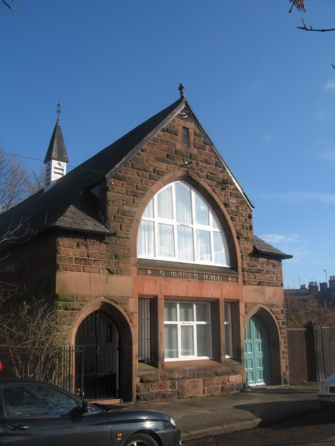 St Mary's Church Hall